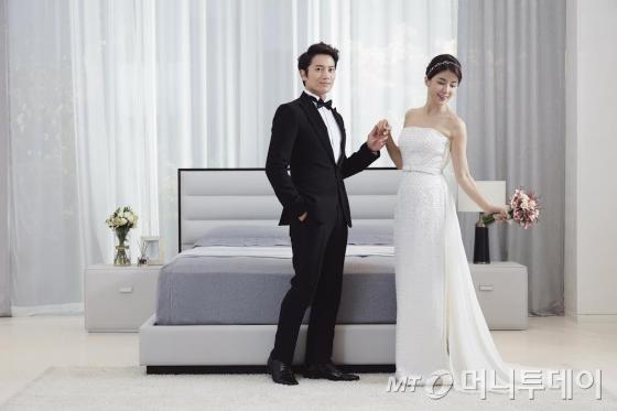 에이스침대, '굿잠' 매트리스와 '행복한' 침대로 신혼 인테리어 완성