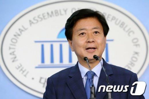 노웅래 더불어민주당 의원. /뉴스1 © News1 오대일 기자