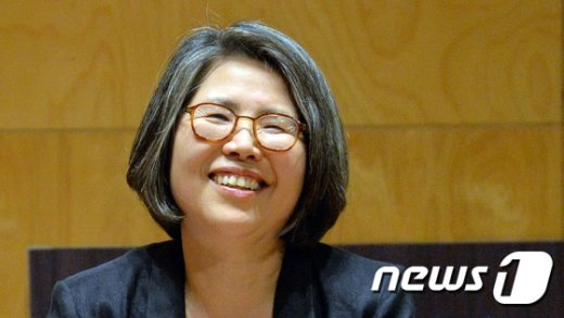 [사진]김영란 전 권익위원장의 미소