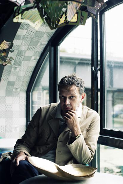영국 디자이너 톰 딕슨/사진제공=삼성물산 패션부문