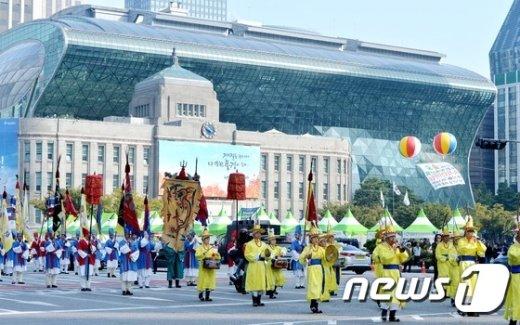 [사진]서울 정동 일대 '대한제국의 길' 조성