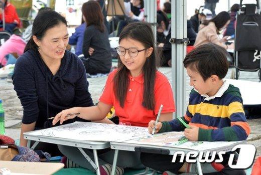 [사진]국가보훈처, 제6회 나라사랑 미술대회