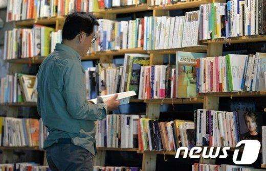 [사진]청계천에서 '헌책과 산책'
