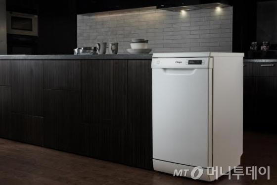 동양매직, 국내 최소형 식기세척기 '슬림' 출시
