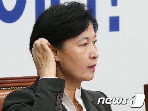 추미애 더불어민주당 대표. /뉴스1 DB.