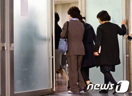 [사진]이화여대 '최순실 딸 특혜 논란 진실은?'