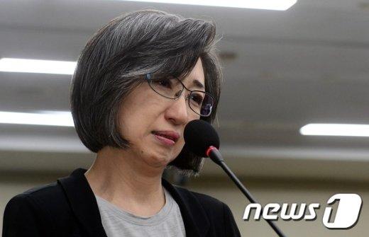 최은영 전 한진해운 회장. /뉴스1 © News1
