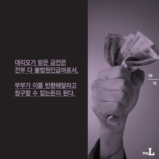 [카드뉴스] 대리모 계약, 효력 있을까?