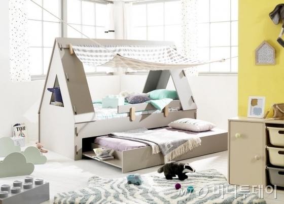 현대리바트, '리바트키즈' 신제품 침대 출시