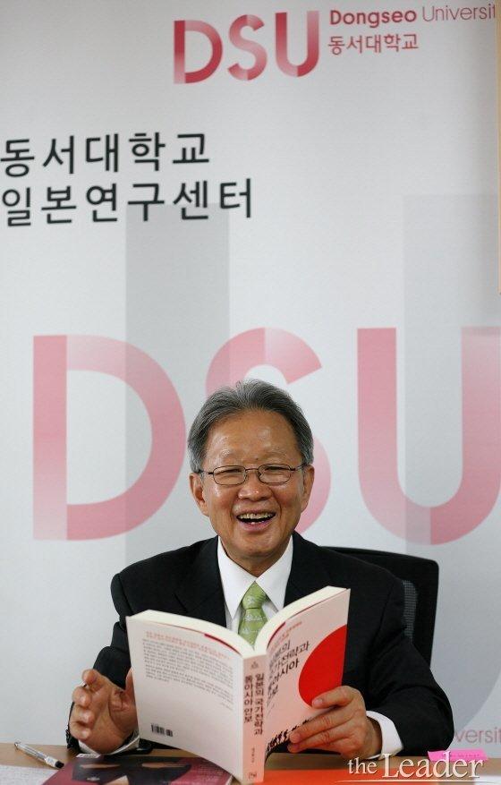 ▲정구종 한일문화교류회의 위원장