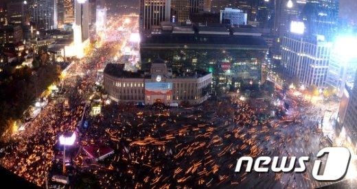 [사진]'민주주의를 위한 시민들의 움직임'