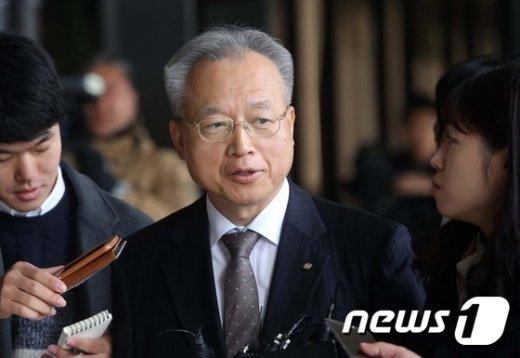 김시병 부영그룹 사장. /뉴스1 © News1 최현규 기자