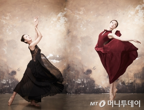 서울시무용단은 배우, 영화, 염색과 한국무용을 결합한 공연 '더 토핑'을 선보인다./ 사진제공=세종문화회관