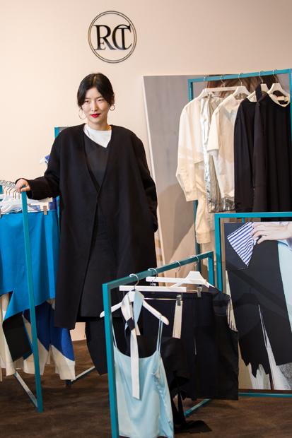 제12회 SFDF 수상자 '렉토' 정지연 디자이너/사진제공=삼성물산 패션부문