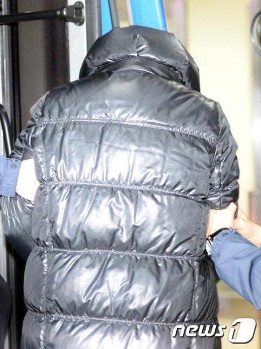 [사진]검찰 조사 받는 '최순실 조카' 장시호