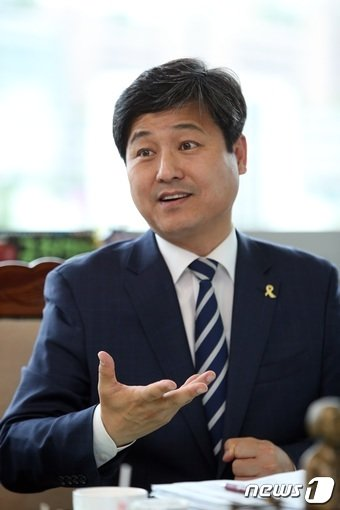 김영배 성북구청장(성북구 제공)© News1
