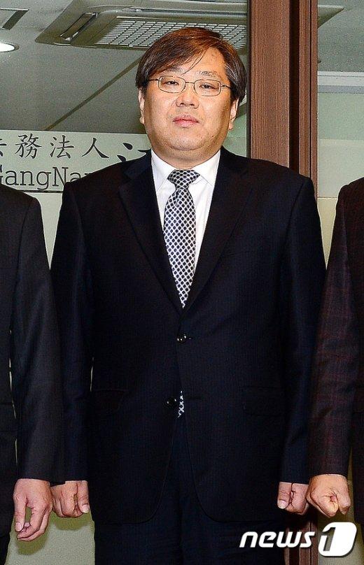 [사진]특검보 임명된 양재식 변호사