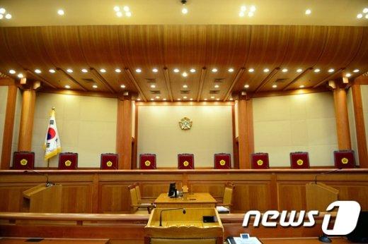[사진]헌재, 朴대통령 탄핵심판 답변서 마감일