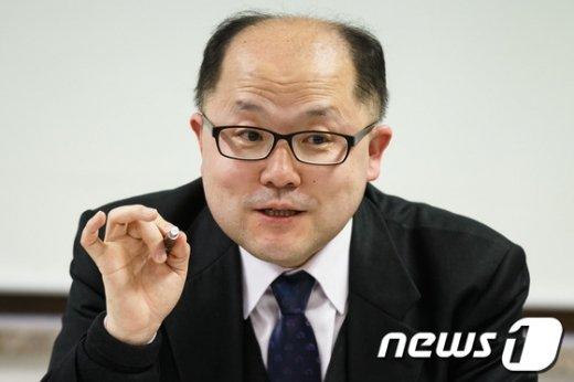 장경욱 변호사. ⓒ News1