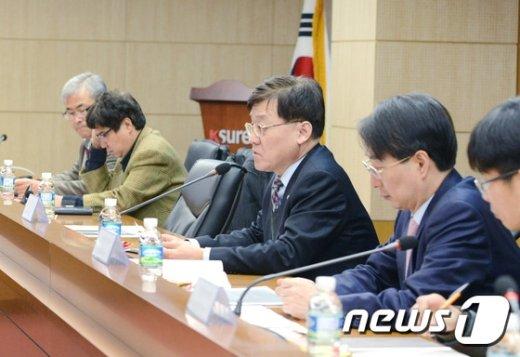 [사진]4차 산업혁명 전자분과 전문가 토론회