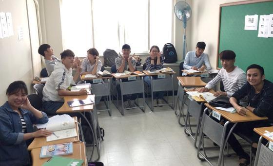 강원대 국제어학원