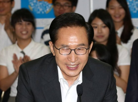 이명박 전 대통령 / 사진=홍봉진 기자