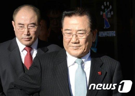 [사진]박준영 의원, 1심 징역2년6월 당선무효형 선고