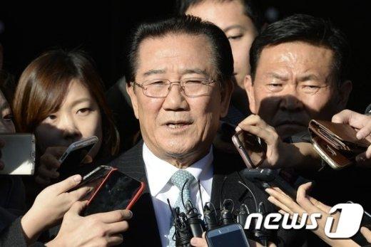 [사진]'수억원대 공천헌금 혐의'  박준영 의원 1심서 당선무효형