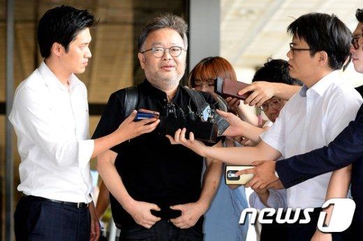 조동원 전 새누리당 홍보기획본부장. © News1