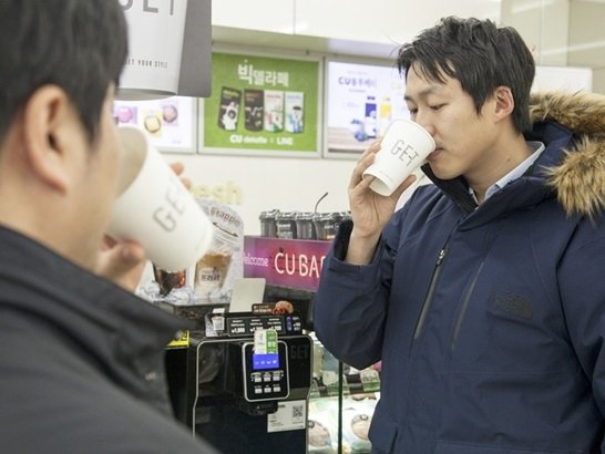 '한잔 1000원' 편의점 원두커피, '최고 400%' 성장