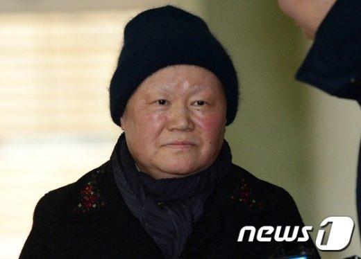 [사진]특검, 김경숙 하루 만에 재소환
