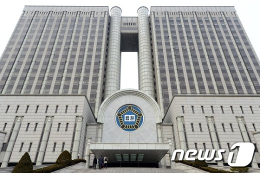 서울 서초동 서울법원종합청사. /뉴스1 © News1