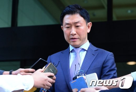 김형준  전 부장검사. /뉴스1 © News1 박정호 기자