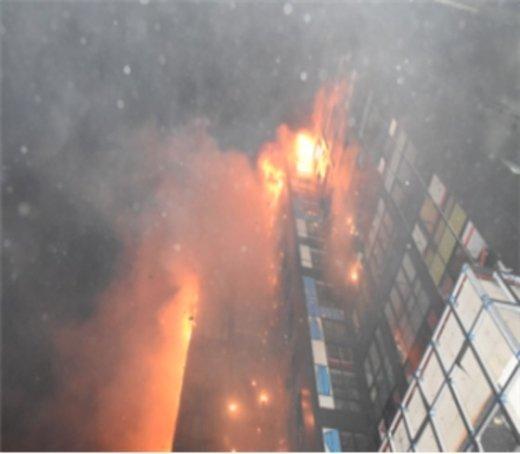 [사진]서울 강서구 마곡동 공사장에서 불...3000만원 재산피해