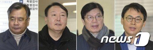 [사진]시간 없는 특검 '설연휴 반납'