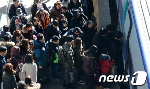 [사진]'민족대이동'