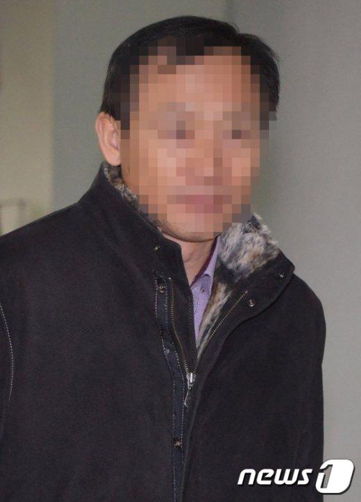 [사진]문체부 윤모과장, 특검 참고인 소환조사