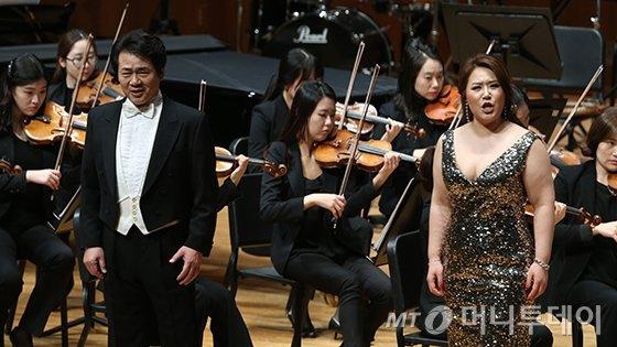 [사진]나승서-서선영, '축배의 노래'
