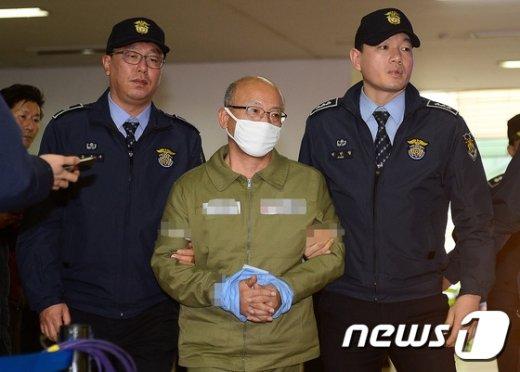 구속 수감중인 문형표 국민연금공단 이사장(전 보건복지부 장관). /뉴스1 © News1 박세연 기자