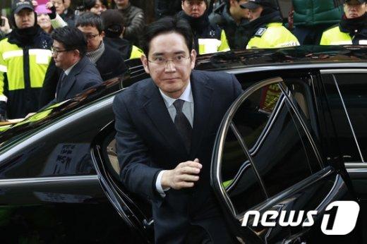 [사진]이재용 부회장 '특검 재소환'