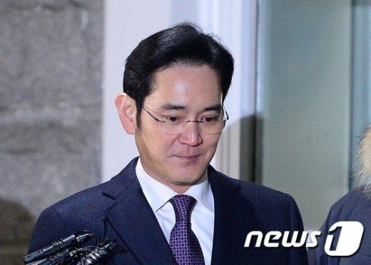 이재용 삼성전자 부회장2017.1.19/뉴스1 © News1 박지혜 기자