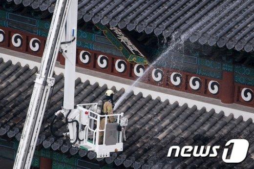 [사진]숭례문아 우리가 지킬게