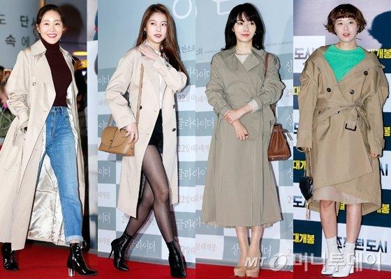왼쪽부터 엄지원, 공승연, 이정현, 최강희 /사진=머니투데이DB