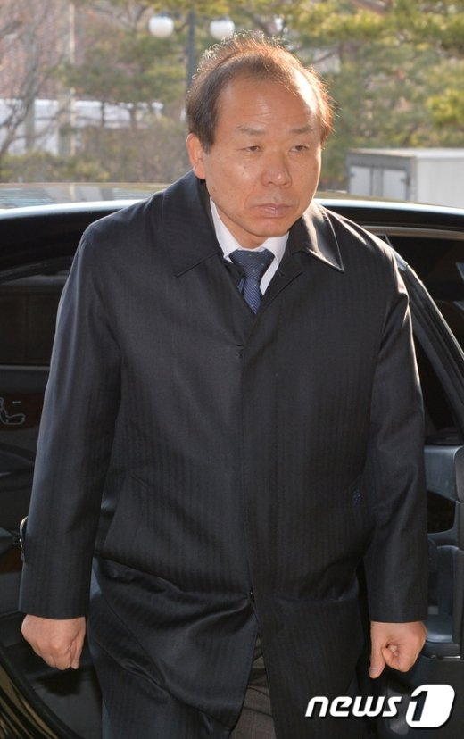 [사진]출근하는 김이수 재판관