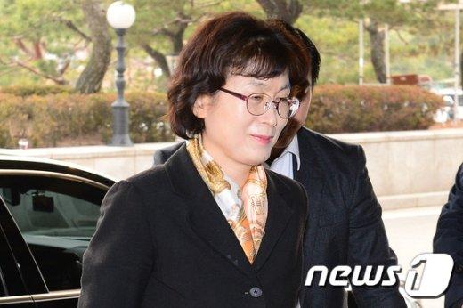 이정미 헌법재판소장 권한대행  © News1 임세영 기자