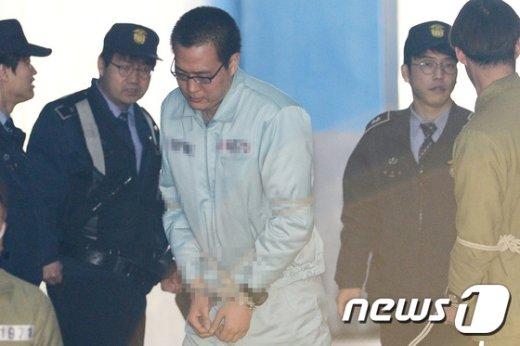 한화그룹 김승연 회장의 셋째 아들 김동선씨 © News1