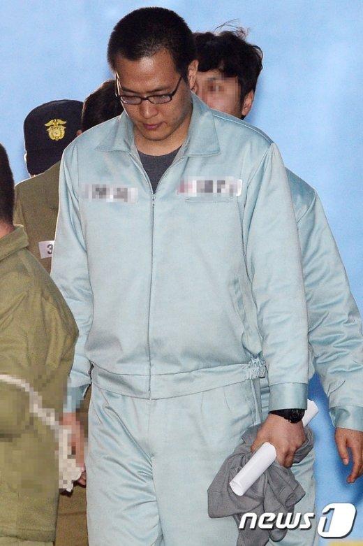 [사진]'폭행 혐의' 한화그룹 셋째 아들 김동선씨, 집행유예 선고