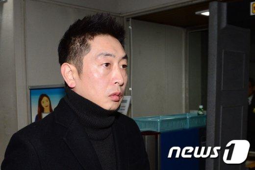 김성현 전 미르재단 사무부총장 © News1