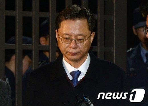 우병우 전 청와대 민정수석. (뉴스1 DB) /뉴스1 © News1 최현규 기자