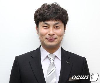 최길수 소방사(34).(용산소방서 제공)/뉴스1 © News1